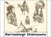 Meiriceanaigh-Dhuchasacha