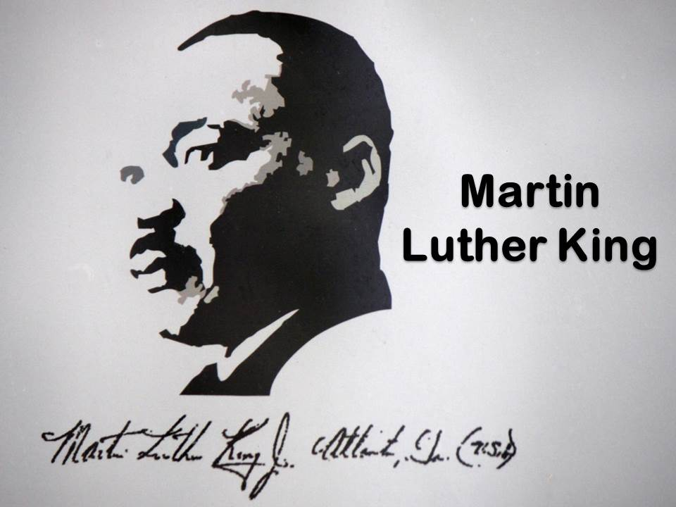 Martin Luther King - íomhá