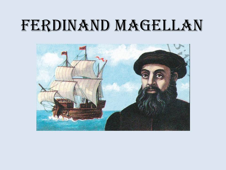 09 Ferdinand Magellan - íomha
