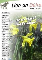 Líon an Dúlra - Clúdach Tosaigh