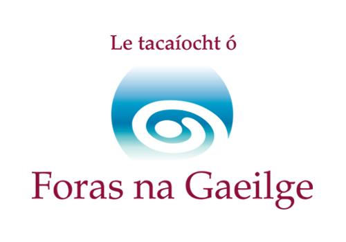 Foras_na_Gaeilge_Logo_2_4_Mor_Le_tacaiocht_o_th
