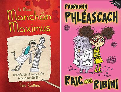 Illustrated novels for children